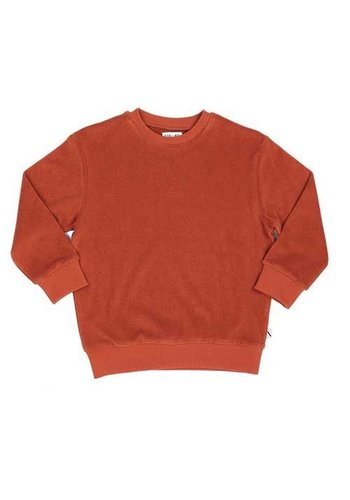 Basics sweater cinnamon