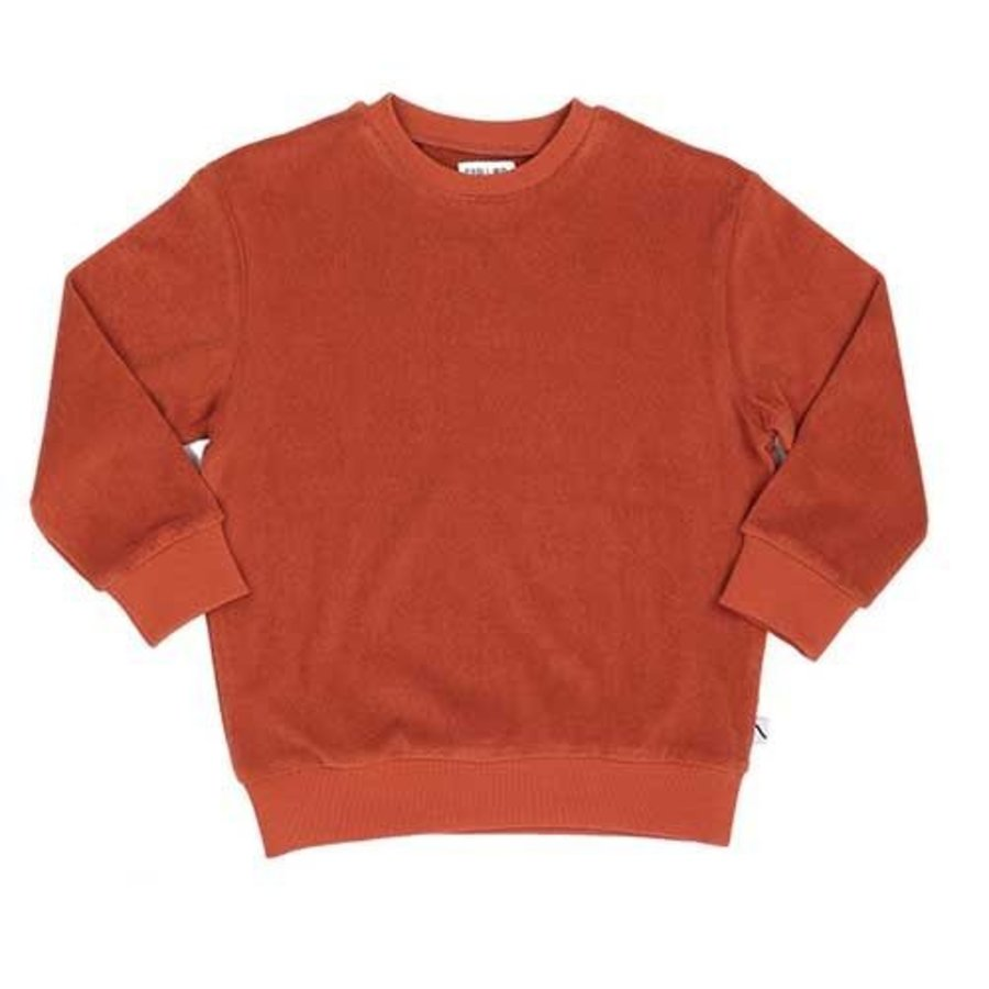 CarlijnQ - Basics sweater cinnamon-1