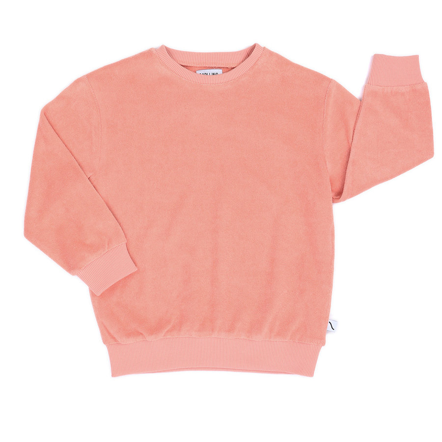 CarlijnQ - Basics sweater pink-1