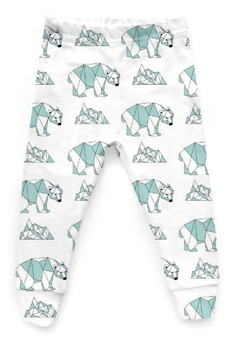 Legging Polar Bear