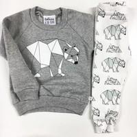 thumb-Tobias and the Bear Sweater Polar Bear-2