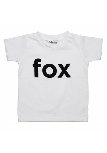 T-shirt I'm a Fox