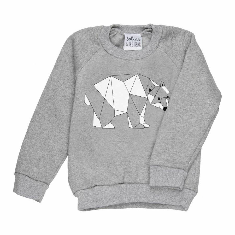 Tobias and the Bear Sweater Polar Bear-3