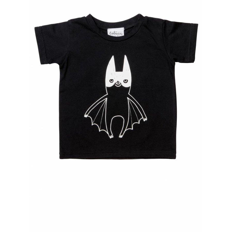 Tobias & The Bear T-shirt Super Batty-1