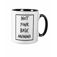 thumb-Cribstar porseleinen mok/koffietas Not Your Basic Mumma-1