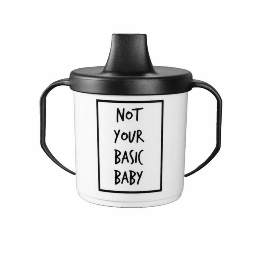 Cribstar Drinkbeker Not Your Basic Baby-1