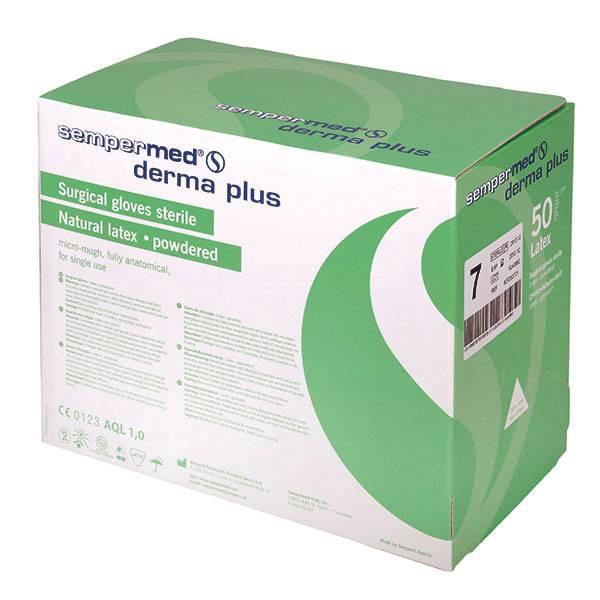 Sempermed® Derma Plus chirurgische handschoenen