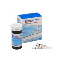 Acon Mission® HB Plus hemoglobine Teststrips 2 x 25 strips