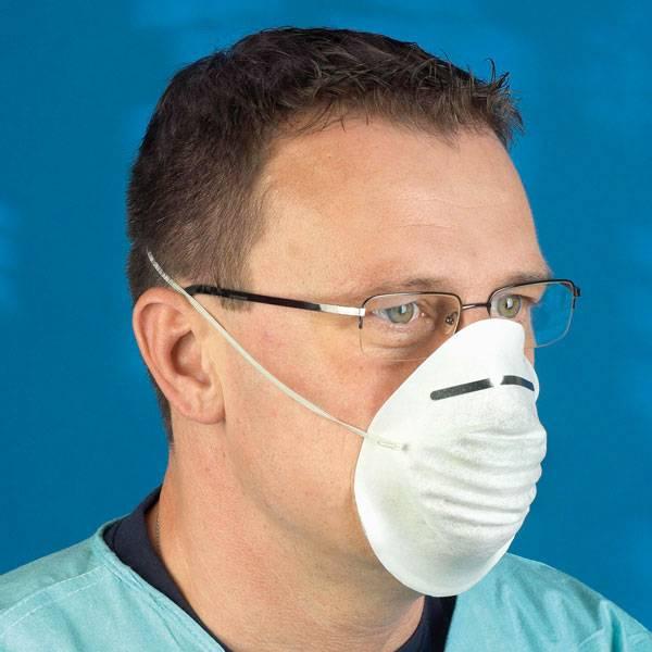 Healthgard Formmaske