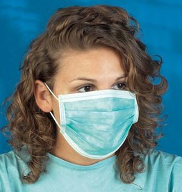 Mediware Mediware disposable surgical face mask - ear-loops