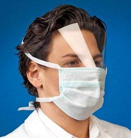 Mediware Mediware surgical face masks with visor
