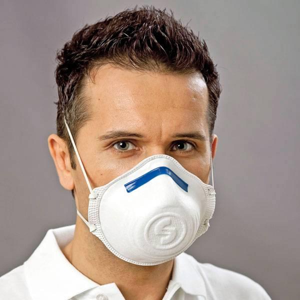 Filtering half mondmasker - FFP2 12 stuks