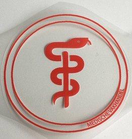 Medische Vakhandel Aesculapius sticker - doctors