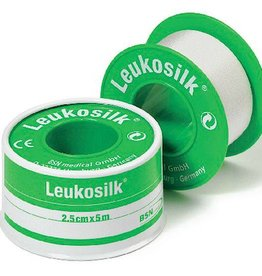 BSN Medical Leukosilk 2,50 cm x 5 m