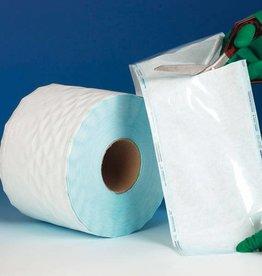 Medische Vakhandel Sterilization reel without folds  5 - 7,5 - 10 - 15 - 20 - 25 - 30 - 38 cm