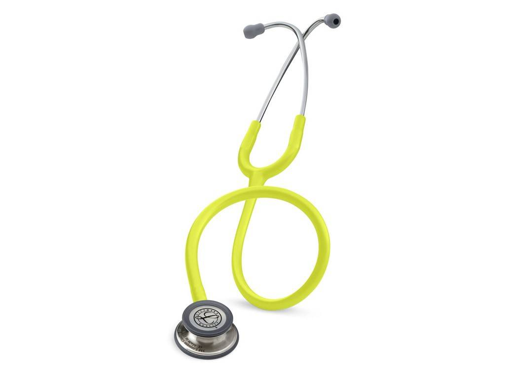 "LITTMANN®  ""CLASSIC III"" Stethoscope - 5839 - Lime"