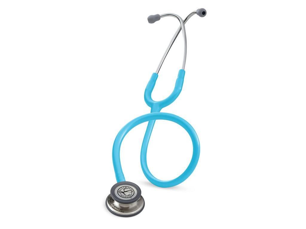 """LITTMANN® """"CLASSIC III"""" Stethoscoop - 5835 - Turquoise"""