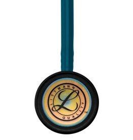 """LITTMANN LITTMANN® """"CLASSIC III"""" Stethoscoop - 5807 - Regenboogeditie Caribisch Blauw"""
