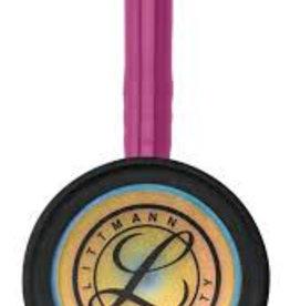 "LITTMANN LITTMANN® ""CLASSIC III"" Stethoscope  - 5806 - Rainbow Edition, raspberry"