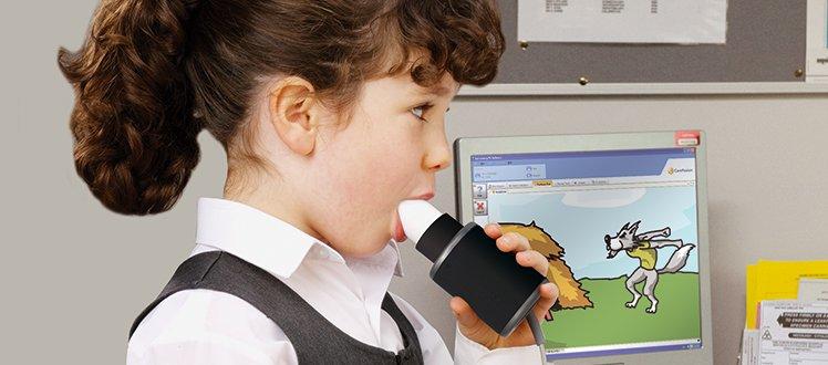 Carefusion SpiroUSB Spirometer ML2525