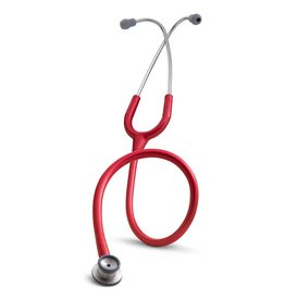 LITTMANN Littmann Classic II Säuglings-Stethoskop - 2113R - Schlauchfarbe rot