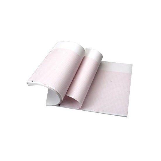 Welch Allyn ECG paper CP 100/150/200 Z-fold 210 x 280 > 200 sheets