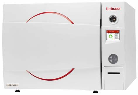 Tuttnauer Autoklav automatik D-Line Klasse S 85 Liter