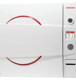 Tuttnauer Tuttnauer autoclaaf automatic D-Line Class S 62 liter