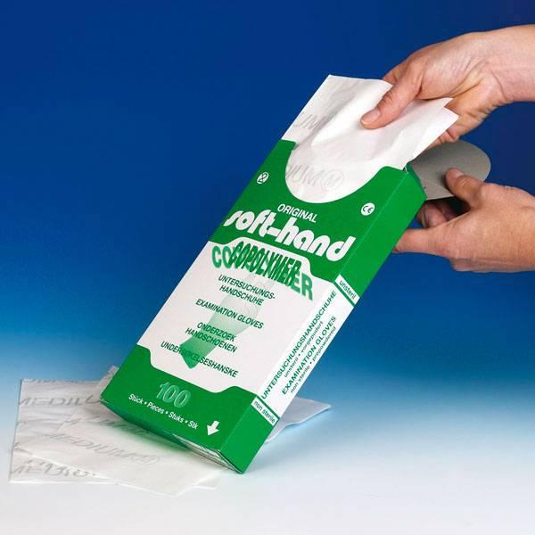 Soft-Hand - Copolymeer handschoenen niet steriel