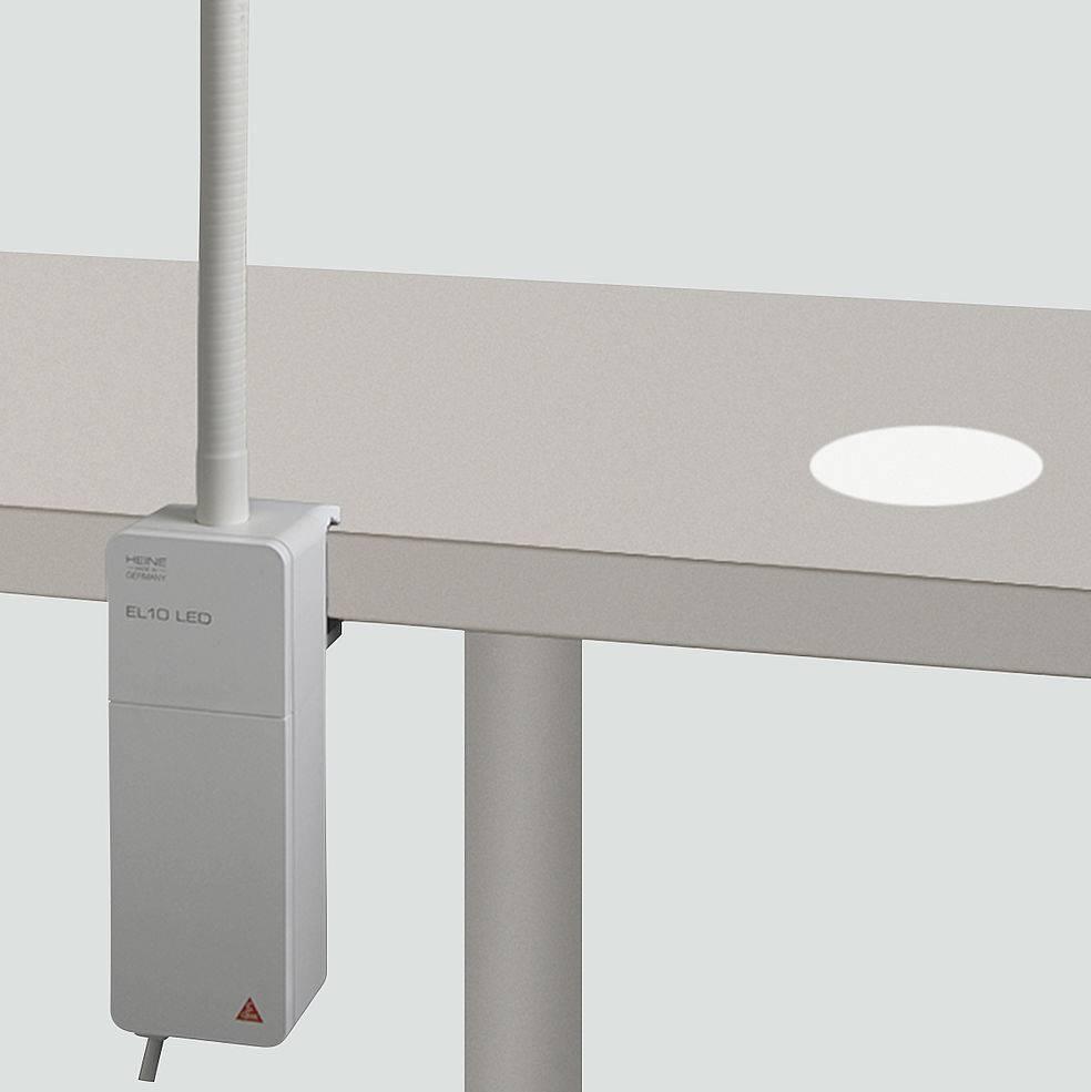 Heine EL 10 LED rail tafelmodel