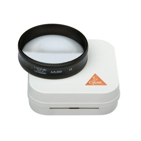 HEINE lens aspherisch