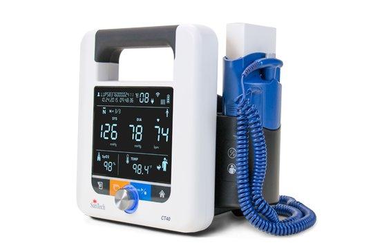 SunTech CT40™ gemiddelde van 5 metingen in 20 minuten