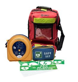 HeartSine Heartsine Samaritan 500P AED Pakket met tas - Inruilkorting van € 150,-