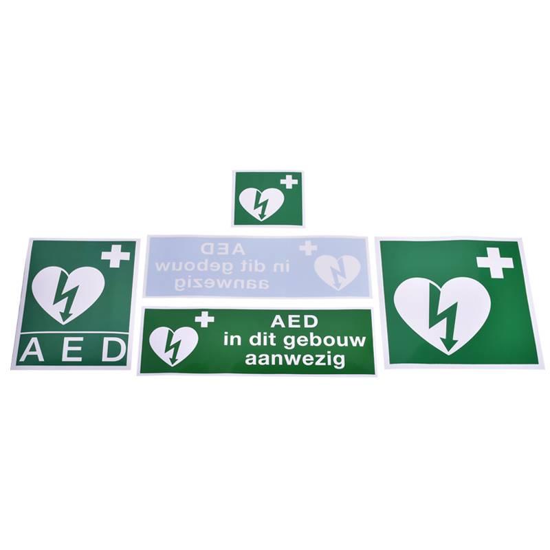 Heartsine Samaritan 360P AED Pakket met kast - Inruilkorting van € 150,-