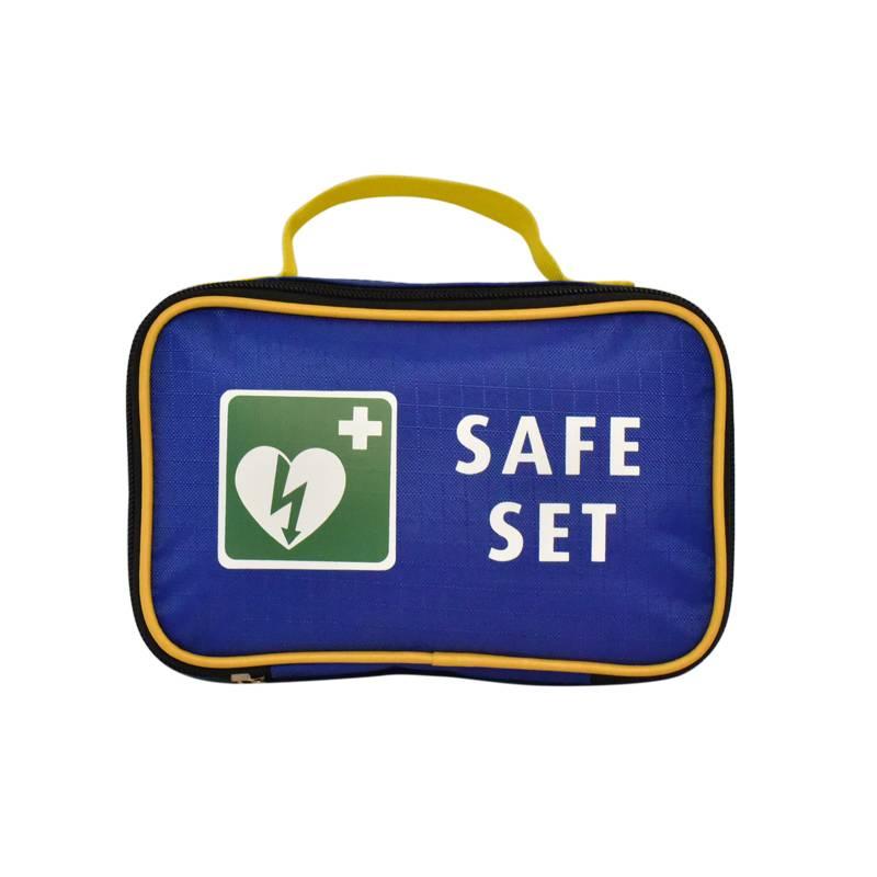 Heartsine Samaritan 500P AED Package with cabinet - Exchange discount € 150,-