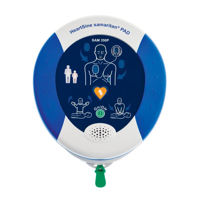 Heartsine Samaritan 350P AED Inruilkorting van € 150,-