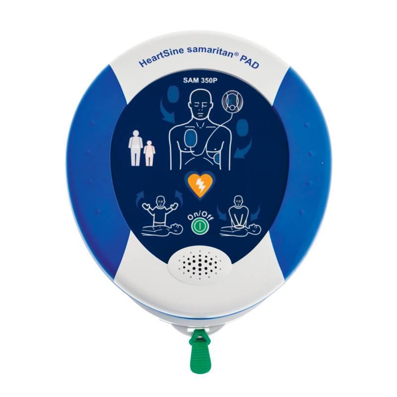 Heartsine Samaritan 500P AED Inruilkorting van € 150,-
