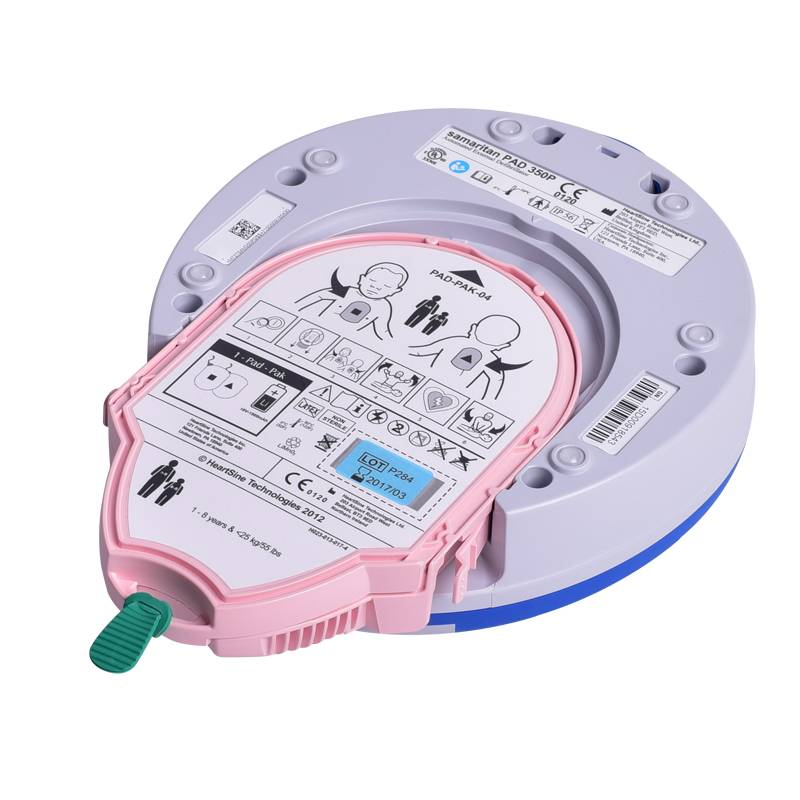 2-in-1 Battery & Electrodes - ChildPadPak