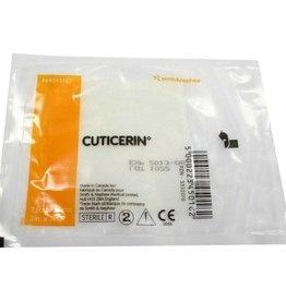 Medische Vakhandel Cuticerin 7,5 x 7,5 cm 10 zalfgazen