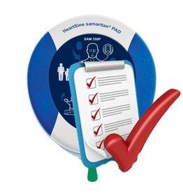 HeartSine AED Heartsine service/onderhoud abonnement - only NL