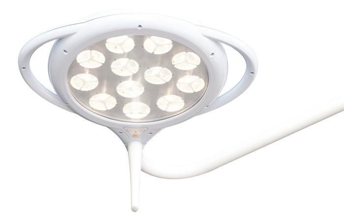 SLIM Surgical lamp ceiling mounted