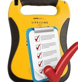 Defibtech AED Defibtech Lifeline Service/Wartung - nur in den Niederlanden