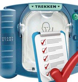 Philips AED Heartstart service / onderhoud