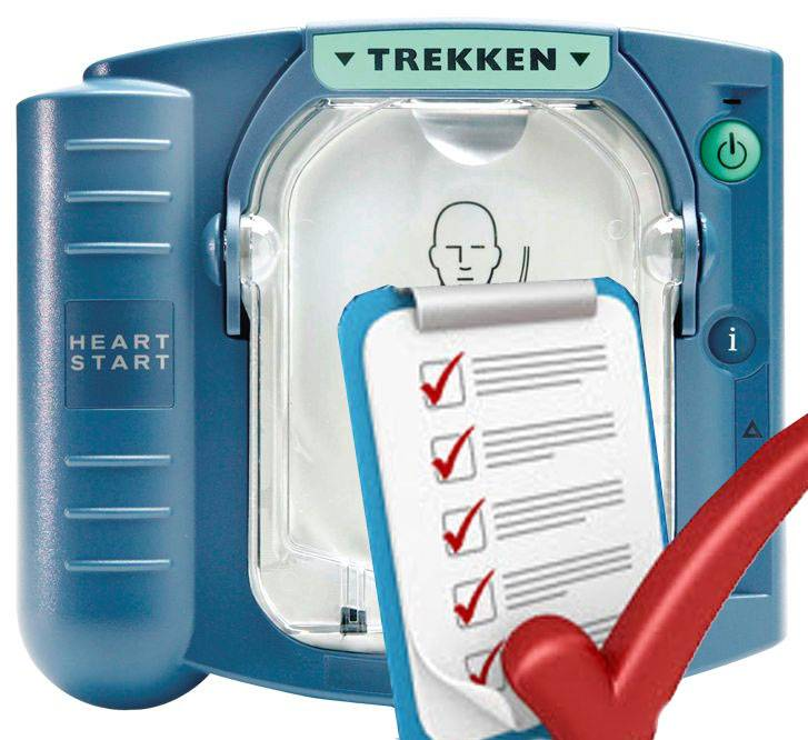 AED Heartstart service / onderhoud only NL