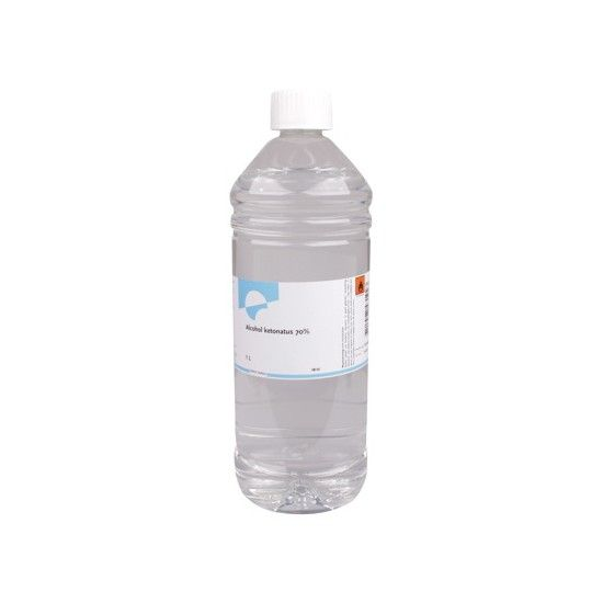 Alcohol ketonatus 70% 1 liter