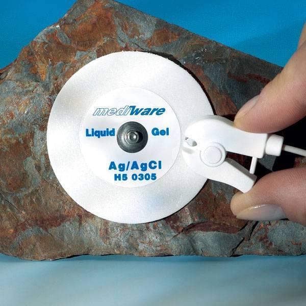 Mediware Schuimstof Electrodes Liquid Gel