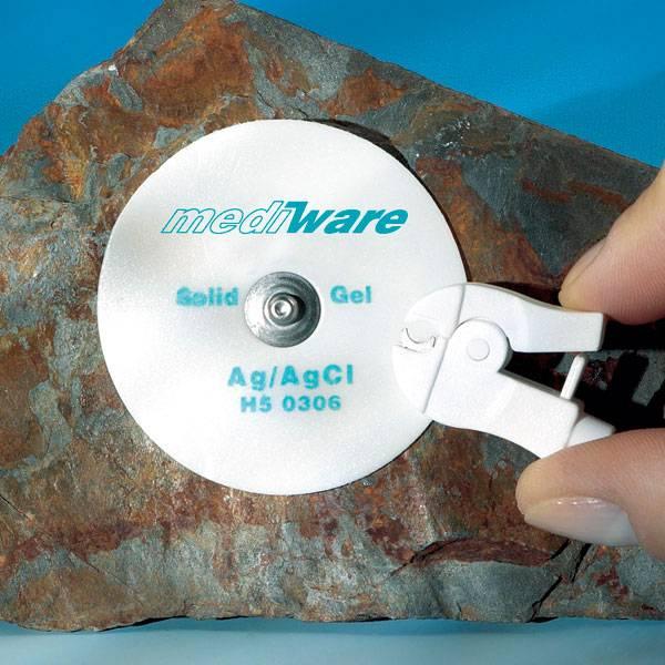 Mediware Schaumstoff-Elektrode Solid Gel