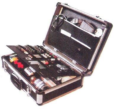 Aluminum Doctorsbag - Vesalius