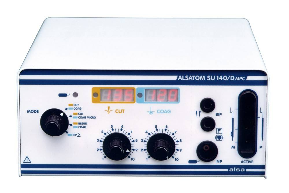 Alsatom 140 D-MPC coagulator