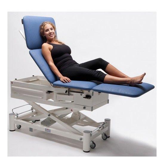 Praxis Elite Comfort 4  examination couch